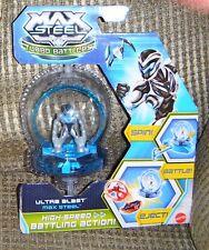 2013 ULTRA BLAST FIGURE Max Steel Turbo Battlers Mint in Good Package Mattel
