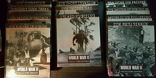 World War II Collector's Edition: TIME LIFE Series, 11 books of the series.