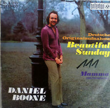 "7"" 70s CV ! DANIEL BOONE Beautiful Sunday (SUNG GERMAN)"
