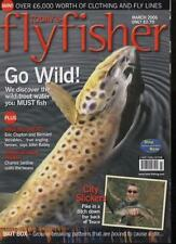 TODAY'S FLY FISHER MAGAZINE - March 2006