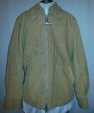Vintage Men's 50's Mighty Mac Corduroy Jacket Winter Full Zip Jacket Sz Large