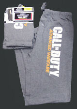 Mens CALL OF DUTY advanced warfare LOUNGE PANT SWEAT PANTS pjs- XL X-Large 40-42