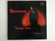 The Midnight Special Belafonte LP Records Vinyl Album LPM-2449