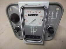 Superb dash/speedo for early 425cc Citroen 2cv.950+Citroen parts in SHOP