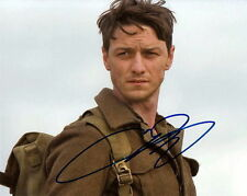 JAMES McAVOY.. Atonement's Studly Soldier - SIGNED