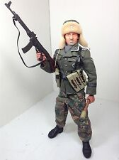 "1/6 DRAGON GERMAN 3RD SS NCO MP-44""TOTENKOPF""DIV WW2 DID BBI 21st"