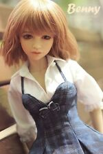 1/4 BJD doll Girl benny FREE FACE MAKE UP+FREE EYES -benny Type C