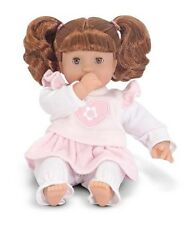 "Mellisa N Doug 4883 12"" Smiling Brianna Doll with Removable Two-Piece Outfit"
