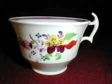 English Staffordshire Victorian Pink Luster Cup/s 1880s