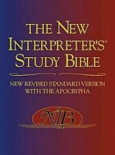 The New Interpreter's Study Bible : New Revised Standard Version with the...