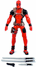 Marvel Universe 2011 DEADPOOL (GREATEST BATTLES COMIC PACK) - Loose