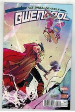 THE UNBELIEVABLE GWENPOOL #2 - STACEY LEE COVER - MARVEL COMICS - 2016