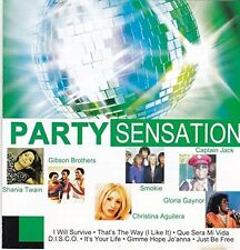 PARTY Sensation Patrick Hernandez & Belen Thomas, Gibson Brothers, bel [CD ALBUM]