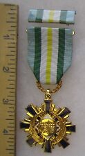Post WW2 Vintage TAIWAN ROC REPUBLIC of CHINA EXEMPLARY MEDAL 2nd Grade Class A