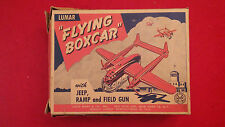 "MARX - LUMAR ""Flying Boxcar"" - EXTREMELY RARE - Hard to find"