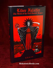 LIBER FALXIFER I by N.A-A.218, IXAXAAR, Satanic, Grimoire, Demonic, Occult