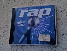 FACTORY SEALED! Planet Rap: A Sample of the World (CD, Nov-1993, Tommy Boy)