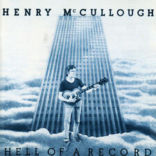 Henry McCullough - Hell Of A Record [New CD] Jewel Case Packaging