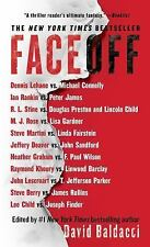FACE OFF Connelly,Child,Gardner,Sandford,Lescroart (ppbk 2015) short stories