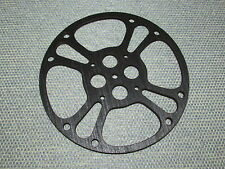 "6"" Movie Film Reel Wall Decor Art Theater Cinema"