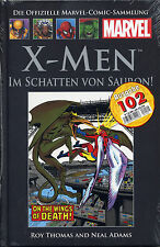OFFIZIELLE MARVEL COMIC SAMMLUNG 102 (C 16):X-MEN Neal Adams HACHETTE COLLECTION