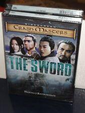 The Sword (DVD) Jimmy Wang Yu, Chan Pool-ling, Eng Sub! BRAND NEW!