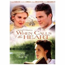 When Calls the Heart Maggie Grace, Stephen Amell, Lori Laughlin, Jean Smart DVD