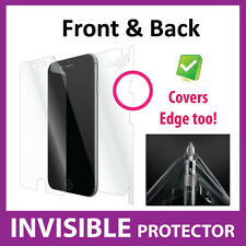 iPhone 7 Plus Screen Protector Front & Back Edge to Edge Coverage Invisible Skin