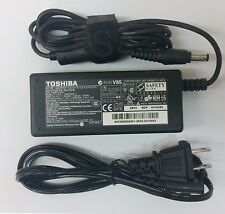 OEM 65W AC Adapter Charger For Toshiba Laptop Power Supply Cord Cable 19V 3.42A