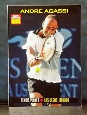 Andre Agassi SI for Kids card #888