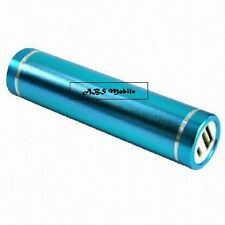 Bleu clair usb portable power bank chargeur batterie externe pour iPhone/Samsung