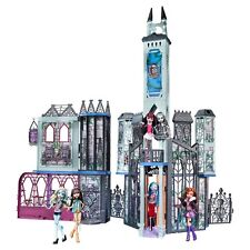 Monster High Doll House Deadluxe High School Creepy Playset Furniture NEW!