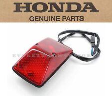 New Genuine Honda Tail Light Lamp 96-04 XR250 R XR400 R Running Light #i90