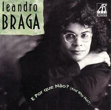 CD Leandro Braga E Por Que Nao? Import