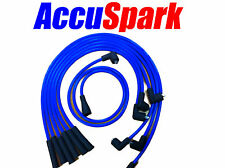 Ford V6 Essex engine 8mm AccuSpark Blue Silicon Performance HT Lead set 75