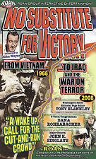 No Substitute For Victory: From Vietnam To Iraq And The War On Terror (DVD,...