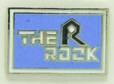 "Railroad Hat-Lapel Pin/Tac-Rock Island ""The Rock"" (CRI&P RR)  #1132-NEW"