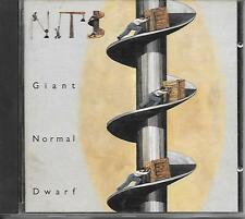 THE NITS - Giant normal dwarf CD Album 14TR (CBS) Holland 1990