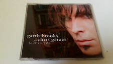 "GARTH BROOKS AS CHRIS GAINES ""LOST IN YOU"" CD SINGLE 1 TRACKS COMO NUEVO"