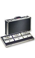 Stagg UPC500 pedalboard case for guitar effect pedals..FREE P&P UK ..