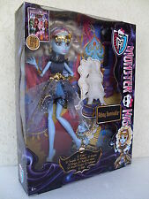 abbey bominable monster high 13 wishes desideri daughter yeti doll NRFB mh BBR94
