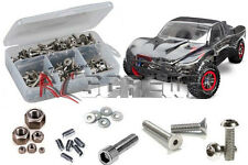 RC Screwz TRA051 Traxxas Slash LCG/Platinum Stainless Steel Screw Kit