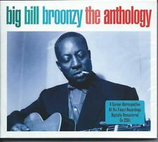 Big Bill Broonzy - The Anthology - Greatest Hits (2CD 2013) NEW/SEALED