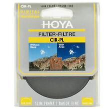 Hoya 58 mm 58mm Slim Circular Polarising Polarizing Polariser CPL C-PL Filter