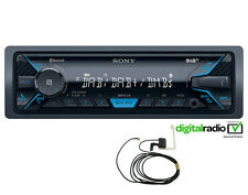 Sony DSX-A500BD USB Aux iPod iPhone Bluetooth DAB Stereo + Antenne - REPARATUR