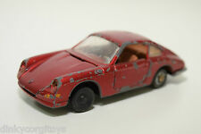 MEBETOYS A-12 A12 A 12 PORSCHE 911 912 METALLIC MAROON EXCELLENT CONDITION