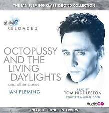 Octopussy & The Living Daylights and Other Stories by Ian Fleming (CD-Audio, 201