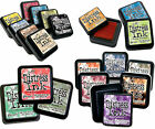 Tim Holtz Distress Ink Pads By Ranger Choice Of Distress Ink Pad Colours!