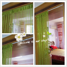 White Telescopic Extendable Extending Shower Curtain Pole Rod Rail Hanger LC805