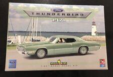 AMT/ ERTL Model King 1971 Ford Thunderbird 1:25 Scale Model Kit 21777P - Sealed